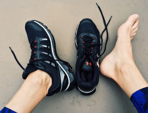 How to rid yourself of Plantar Fasciitis